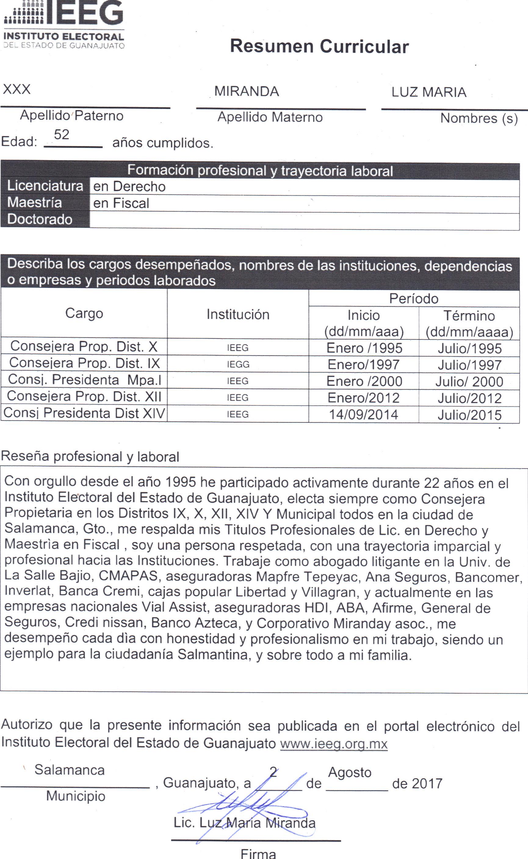 Ieeg Propuesta Consejeros Proceso Electoral 2017 2018